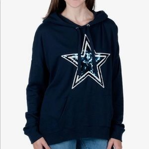 Victoria's Secret Pink Dallas Cowboys Sweater